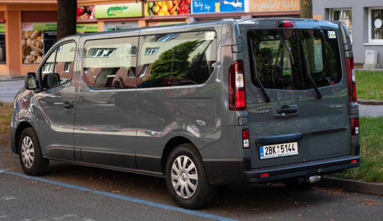 Trafic Busby Autonapul